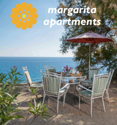 Margarita Apartments in Ierapetra
